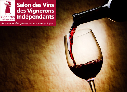 Vignobles daniel mouty - Salon des vignerons independants lyon ...