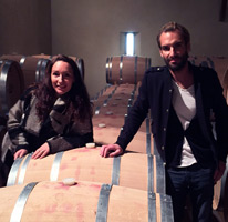 Sabine et Bertrand Mouty