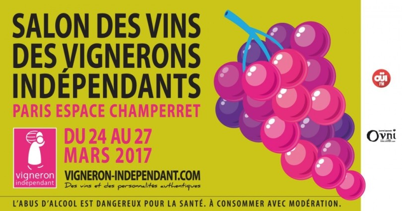 Vignobles daniel mouty for Porte de versailles salon des vignerons independants